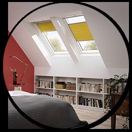 Aménagement de combles - fenêtres de toit - 59, 62 - De Souza Combles